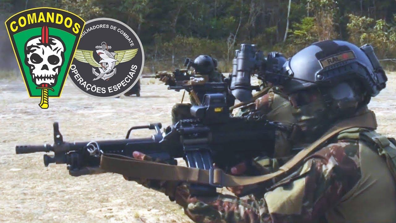 Forças Especiais Brasileiras 2020 - Comandos | FE | PARA-SAR | GRUMEC | COMANF