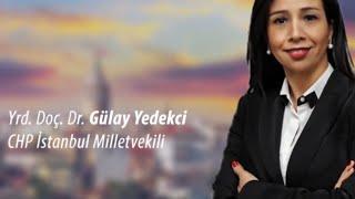 CHP İstanbul Milletvekili Yrd. Doç. Dr. Gülay Yedekci