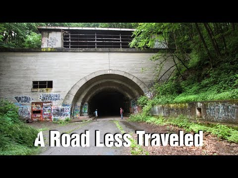 Exploring Pennsylvania's abandoned highway