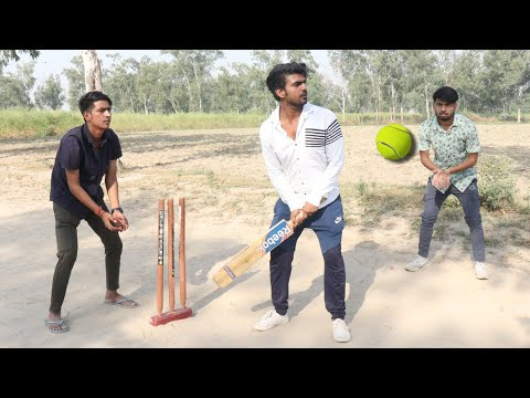 GULLY CRICKET - 2 | ARMAAN RAWAT | FUNNY DESI CRICKET MATCH IN INDIA VS T20 20 CRICKET COMEDY VINES