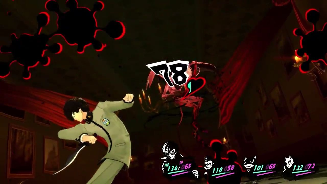 Persona 5 - Persona 1 Costume DLC