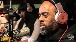 The Real Freeway Rick Ross Interview with Dj Kay Slay