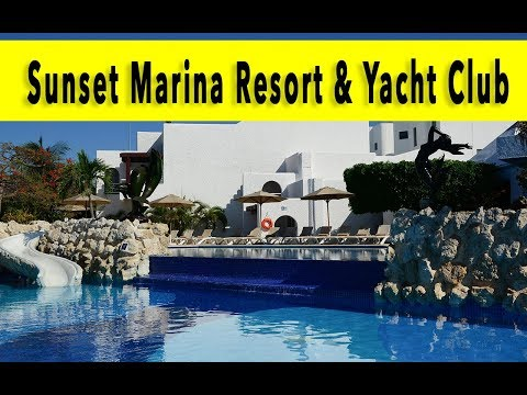 Sunset Marina Resort Yacht Club 2018 Cancun