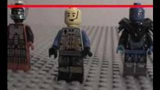 Cha Cha slide - Lego stopmotion