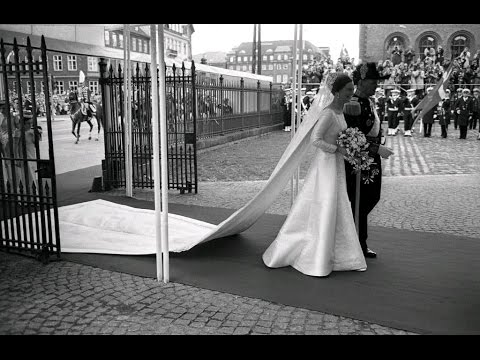 Royal Wedding of Queen Margrethe II and Prince Consort Henrik 1967 Part 1