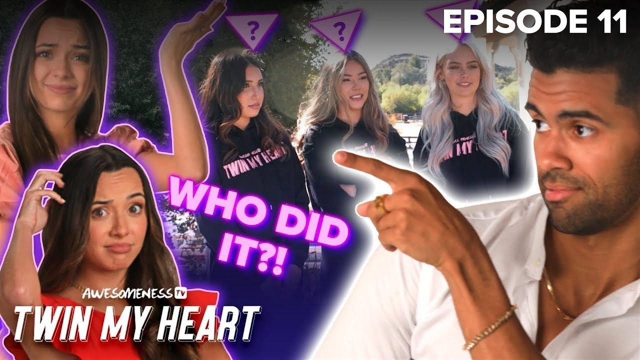 Download Twin My Heart Season 3 EP 11 - Our Prank BACKFIRED (yikes) w/ Merrell Twins