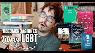 TOP Libros GAY + Bookhaul - Nicolas de Llaca