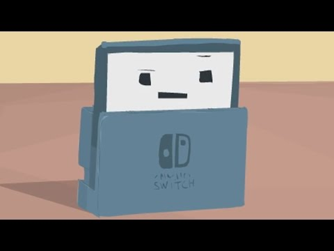Nintendo Switch Vs. PS4 Vs. Xbox ONE (Parodie Deutsch)