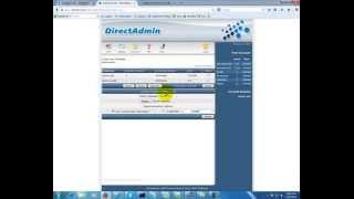 Hướng dẫn backup, restore database trên hosting Direct Admin