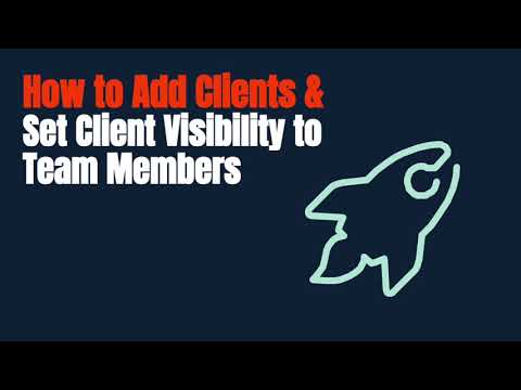Dext Precision Academy Module 1: Adding clients and client visibility