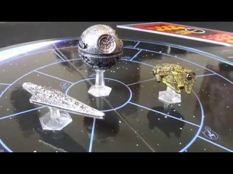 Risk: Star Wars Edition Micro Review: Black Series vs. Standard