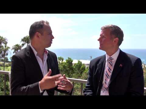 Global Fund Forum 2015 Hub Culture Bermuda with Sean Moran, BDA