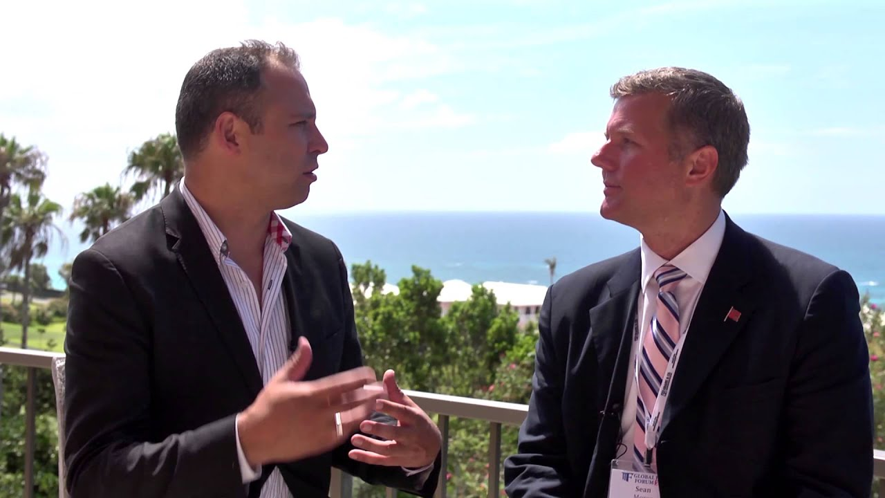 Global Fund Forum 2015 Hub Culture Bermuda with Sean Moran, BDA