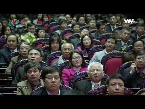 (VTV1 - 15/01/2017) Lễ trao Giải thưởng Hồ Chí Minh và Giải thưởng Nhà nước về KHCN