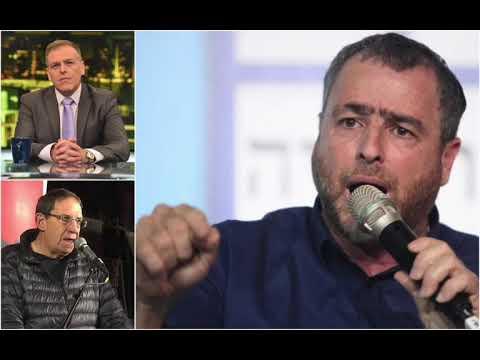 איש השמאל הקיצוני כרמי גילון מפיל פצצה: לא הכרתי את אבישי רביב, ריקלין בתגובה: אני פשוט לא מאמין לו