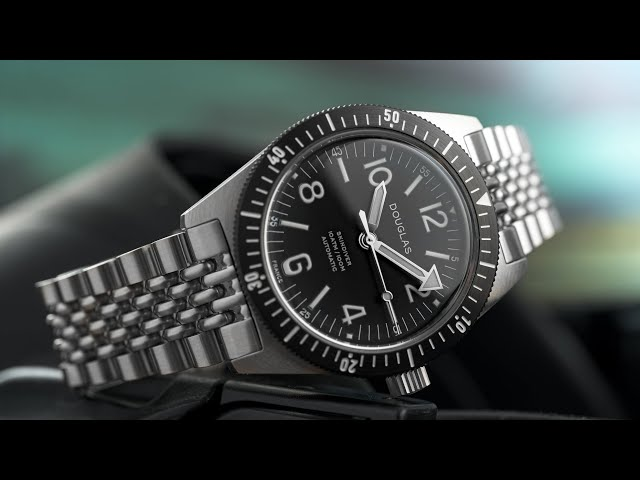 Wolbrook Skindiver Video Review - Watch Clicker