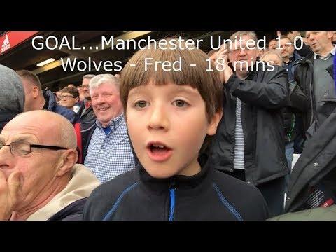 Manchester United v Wolves   Match Day Vlog   Premier League   22.09.2018