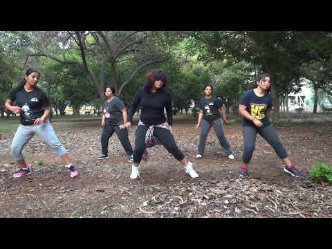 Zumba fitness with Anuja - Zina Morena