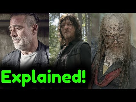 The Walking Dead Season 10 Episode 16 Release Date Update By AMC! TWD 3 Shows Timelime Explained!