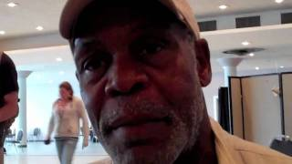 The Electronic Intifada interviews actor Danny Glover