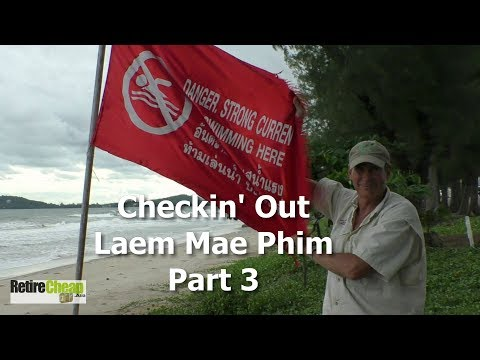 TImyT 022 – Costs - Laem Mae Phim Beach pt 3 🏊