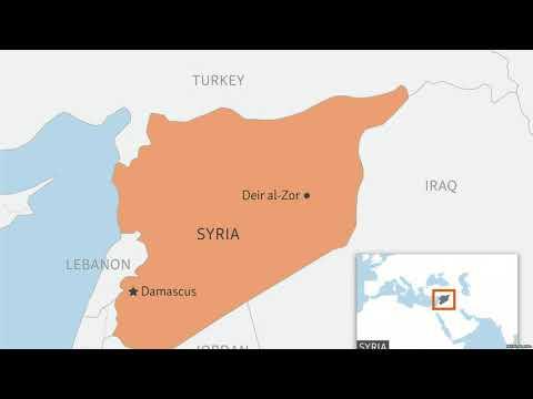 Что известно о гибели бойцов 'ЧВК Вагнера' в Сирии./ Радио СВОБОДА. 14.02.2018 год