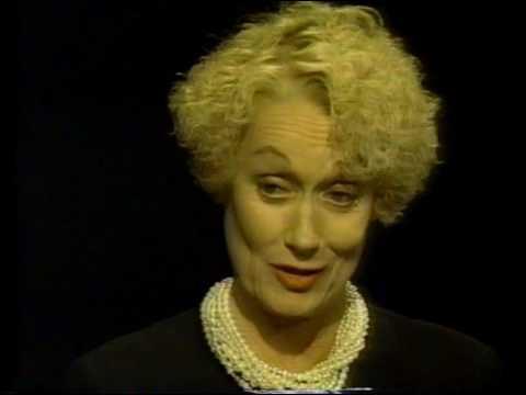 Jane A.  Johnston--Rare TV Interview