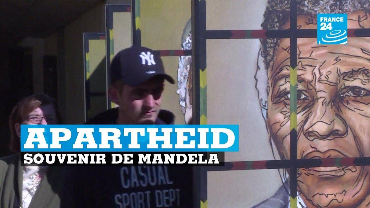 Musée de l'apartheid : le souvenir de Mandela