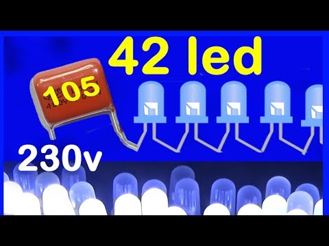 Thumbnail: how to make led light bulb 220v, without transformer