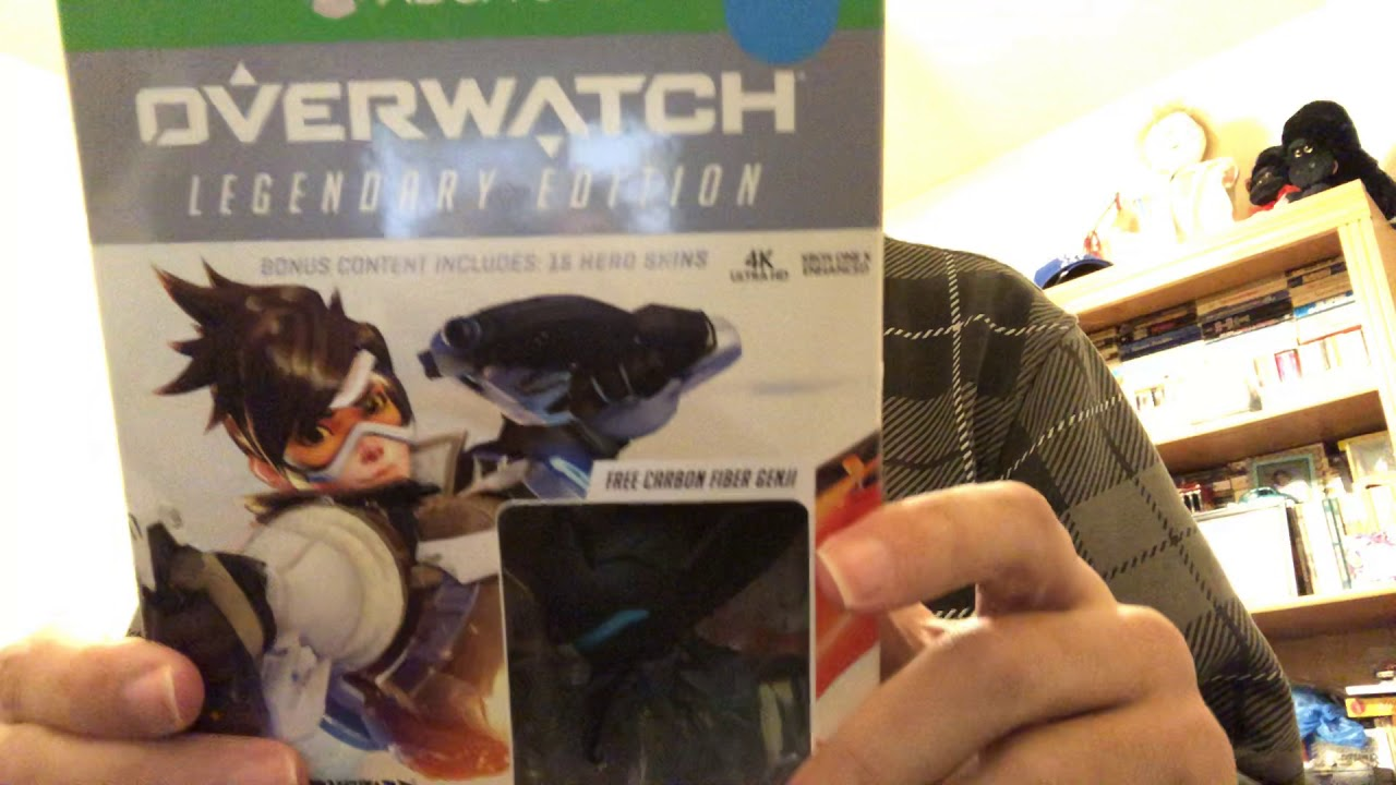 overwatch legendary edition xbox 1
