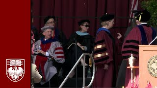 College Diploma Ceremony, Spring 2014 - The University of Chicago