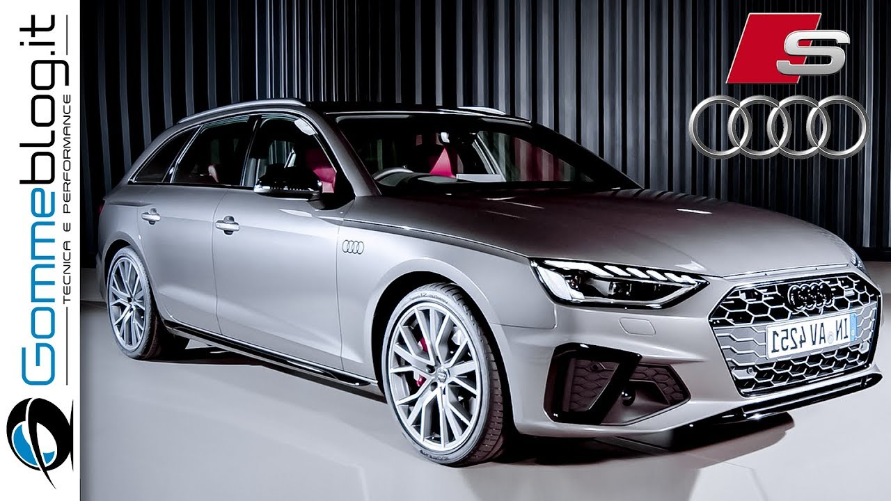 2020 Audi A4 Avant S Line Restyling Features Explained Youtube