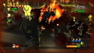 Burn Zombie Burn PSN Trailer