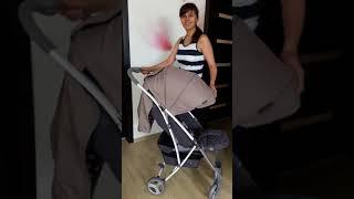 Прогулочная коляска Happy Baby Eleganza V2 (модель 2017г.)