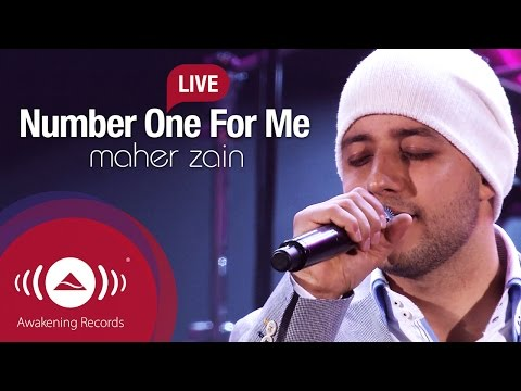 Maher Zain  Number One For Me  Awakening  At The London Apollo