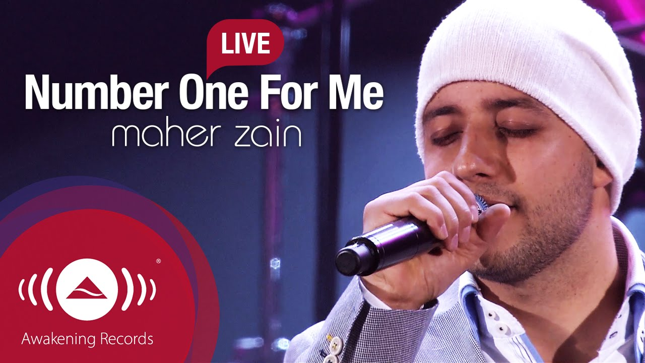 Maher Zain - Number One For Me   Awakening Live At The London Apollo