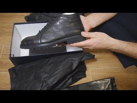 Заказ обуви с Lamoda \\ Valor Wolf