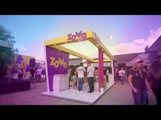 Zomo vape no Vape ON em Brasilia - se liga nessa!