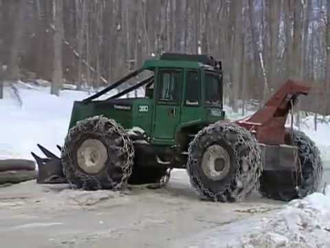 Mighty Machines -  Season 02 Episode 03 -  In the Forest