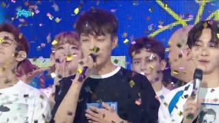 【TVPP】 HIGHLIGHT – Winner ceremony, 하이라이트 – 1위 수상  소감! @Show Music Core