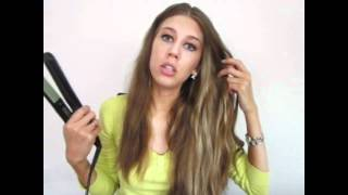 видео Красивые Локоны / Как Накрутить Волосы Плойкой ♡