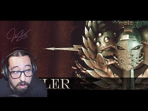 Warhammer 30k: Death of Hope - Official First Trailer REACTION