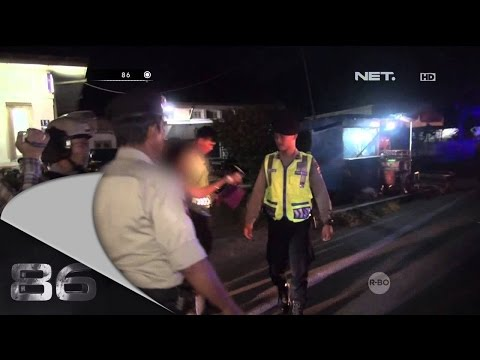 86 Penggerebekan PSK di Cirebon - AKP Amat Suherman