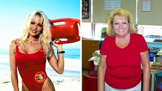 Cast Of Baywatch Then Vs Now