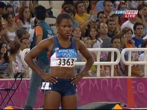 Olympic games 2004: Yuliya Nesterenko / Юлия Нестеренко