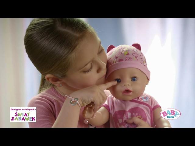 Baby Born Soft Touch - nowa lalka - dostępna w Świat Zabawek i zabawkitotu pl #lalkibabyborn