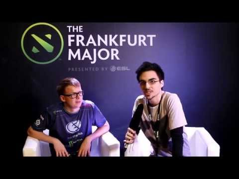 Frankfurt Major Day 3 - EG's PPD after their match