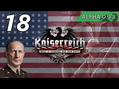 Let's Play Kaiserreich Hoi4 [AUS] - Episode 17 - Penultimate Episode