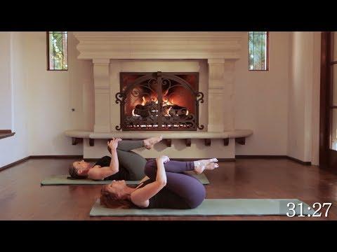 Core Strengthening Pilates Workout 220-280 Calories
