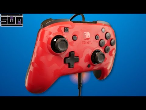 This Nintendo Switch Controller Has A Headphone Jack